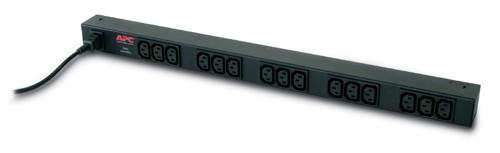 RACK PDU BASIC 0U 10A 230 15xC13 AP9568