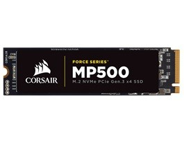 Corsair SSD 480GB MP500 Series 3000/2400 MB/s PCIe